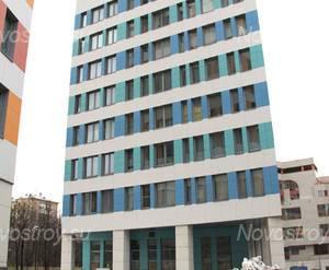 Жилой комплекс «Университетский» (11.12.2012)