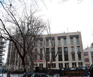 Жилой комплекс «в Гранатном переулке» (28.11.12)