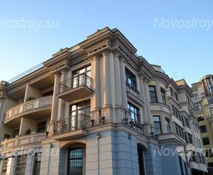 Жилой комплекс «Дом на Озерковской» (02.12.12)