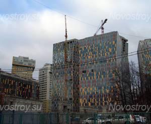 ЖК «Sky House» (15.11.2012)