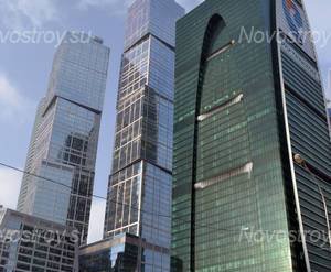 Жилой комплекс «Imperia Tower» (15.01.2013)