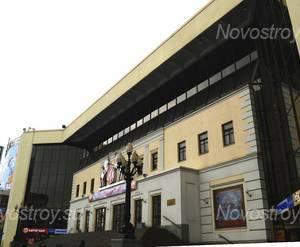 Объекты инфраструктуры ЖК «Цветной бульвар 13» (15.01.13)