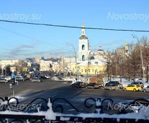 Окружение ЖК «BERNIKOV» (16.01.13)