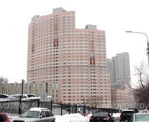 Жилой комплекс «Айвазовский» (15.01.2013)
