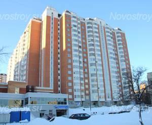 Жилой комплекс «Дом на ул. Россошанская, 4/2» (10.01.2013 г.)