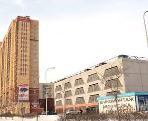 Окрестности жилого комплекса «Дом на Дунайском проспекте» (25.02.2013)