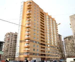 Фасад жилого комплекса «Звёздный» (25.02.2013)