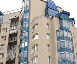 Фасад жилого комплекса «Каравелла» (26.02.2013)