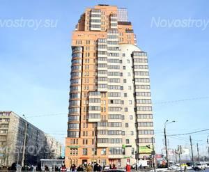 Жилой комплекс «Дом на проспекте Славы» (24.02.2013)