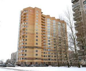Жилой комплекс «Звёздный» (25.02.2013)