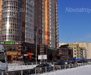 Дом на Ленинском проспекте, 84 (16.02.2013)