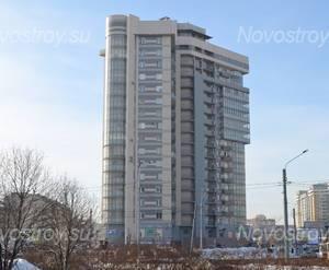 Жилой комплекс «Славбург» (24.02.2013)