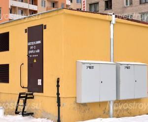 Окрестности жилого комплекса «Кассиопея» (18.02.2013)