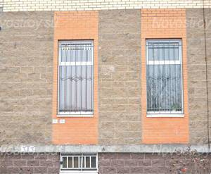 Фасад жилого комплекса  «Янтарный берег» (28.02.2013)
