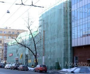 Строительство ЖК «Loft Factory» (17.02.13)