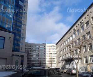 Окрестности жилого комплекса «Зенит» (24.02.2013)