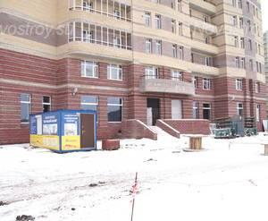 Жилой комплекс «Лахтинский разлив» (15.02.2013)