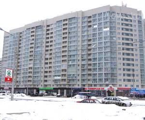 Жилой комплекс «Якорь» (15.02.2013)