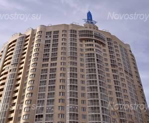 Жилой комплекс «Маршал 2» (15.03.2013)