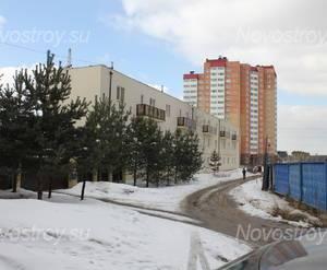 Жилой комплекс «Дом в соснах» (15.04.2013)