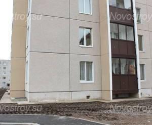 Жилой комплекс «Вуокса» (15.04.2013)