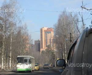 Жилой комплекс «Всеволожский каскад» (15.04.2013)