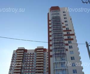 Жилой комплекс «Новодевяткино» (15.04.2013)