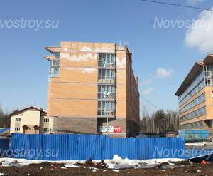 Жилой комплекс во Всеволожске (22.04.2013)