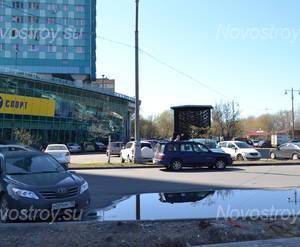 Жилой комплекс «Дом на Авиационной» (15.04.2013)