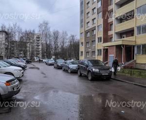 Дом на улице Ушинского (15.04.2013)