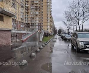 ЖК «Луначарского 80» (15.04.2013)