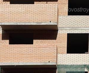 Дом на проспекте Луначарского, 40 - фото со стройплощадки (17.07.2013)
