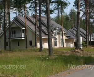 Коттеджный посёлок «Лесной парк» (20.06.2013 г.)