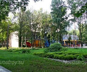 Детский сад рядом с ЖК «Дом в Реутове» (20.06.2013 г.)