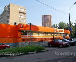 Магазин «Дикси» рядом с ЖК «Дом на ул. Победы» (20.06.2013 г.)
