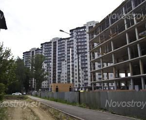 ЖК «Саввинские пруды» (20.06.2013 г.)