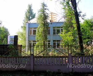 Детский сад рядом с  ЖК «Северное Кучино» (20.06.2013 г.)
