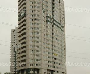 ЖК «Дом у Речного вокзала» (20.06.2013 г.)