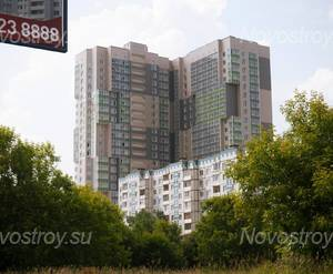 ЖК «Академик» (25.06.2013 г.)
