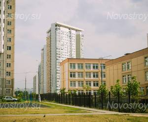 ЖК «Волжский» (25.06.2013 г.)