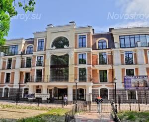 ЖК «Дом в г. Пушкин» (20.06.2013 г.)