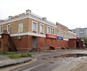 Магазин около ЖК «Малахит» (20.06.2013 г.)