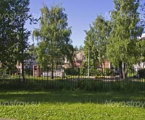 Детский сад рядом с ЖК «Микрорайон №1» (30.06.2013 г.)