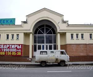 Магазин рядом с ЖК «Родные просторы» (30.06.2013 г.)