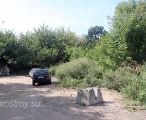 Место под строительство ЖК «Остоженка, 49» (10.08.2013 г.)