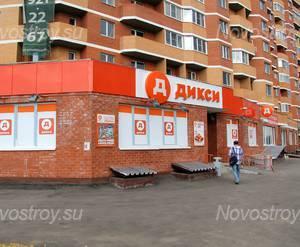 Магазин окколо ЖК «Супонево-2» (10.08.2013 г.)