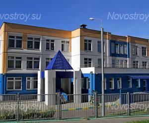 Детский сад рядом с ЖК «Юбилейный, мкр.1» (25.08.2013 г.)