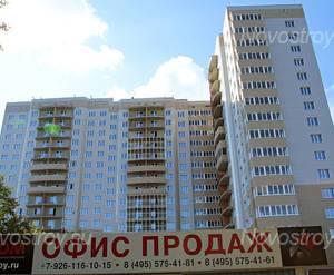 Строительство ЖК «Геоком-2» (12.09.2013 г.)