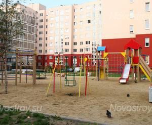 Жилой комплекс на Тихорецкой ул.