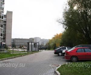 Жилой комплек на ул. Горького